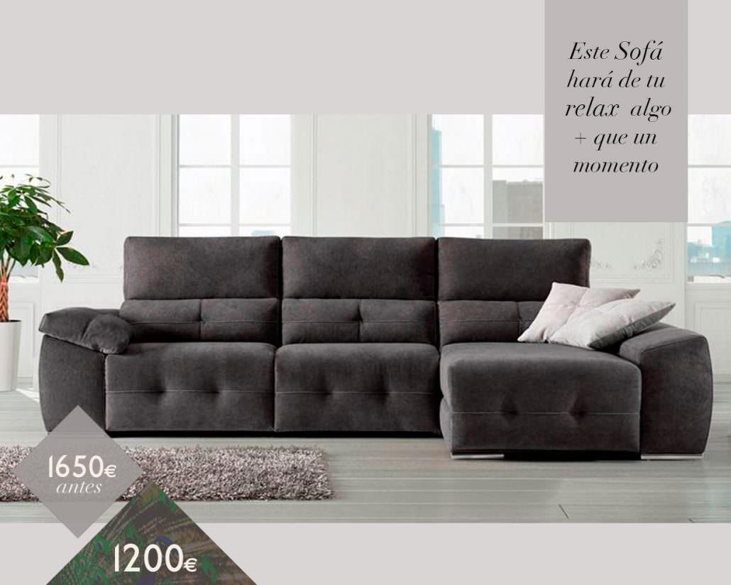 oferta sofá