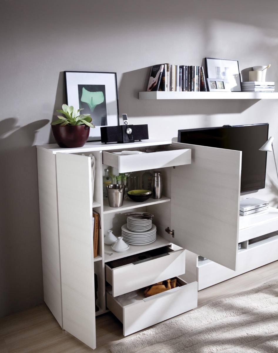 Mueble de comedor moderno rimo 57 crea espai - Muebles de comedor moderno ...