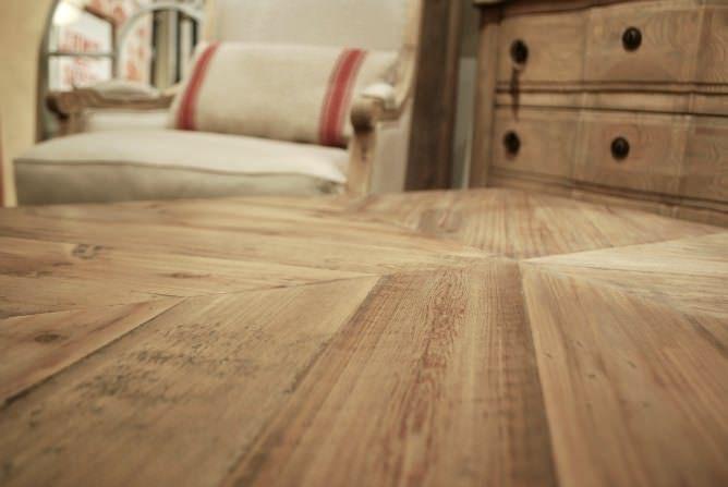 Tendencia en colores para interiores crea espai - Muebles de madera natural ...