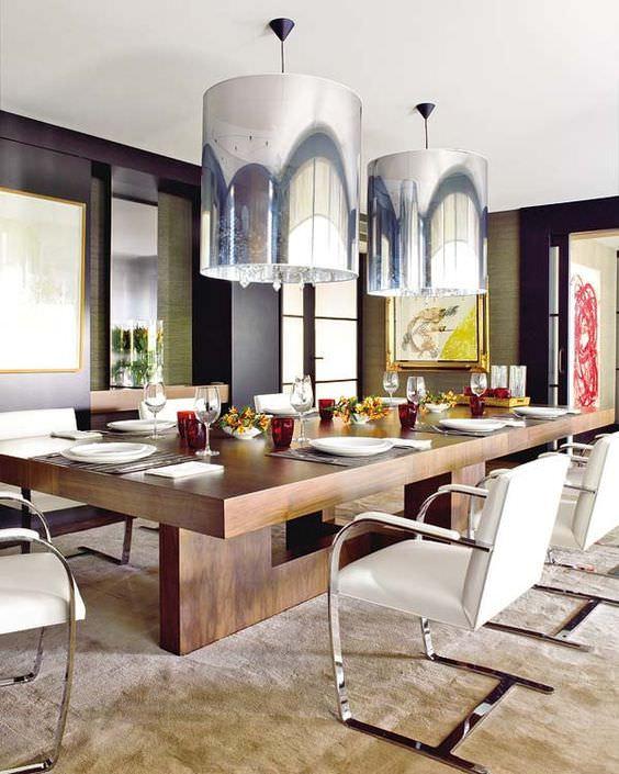 Muebles de comedor modernos - Muebles de comedor moderno ...