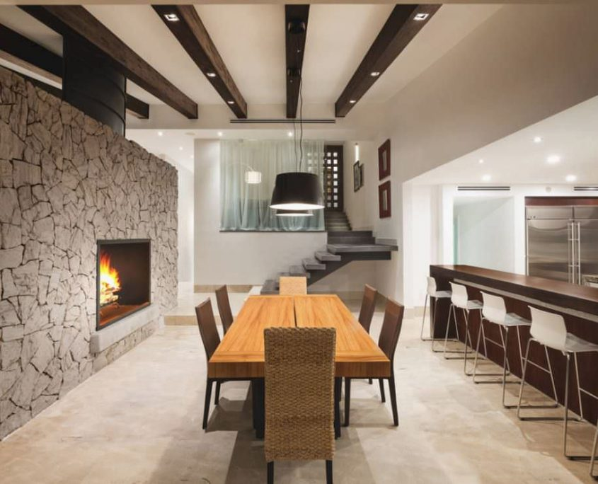 Decoracion Comedor Moderno. Top Comedor Moderno With Decoracion ...