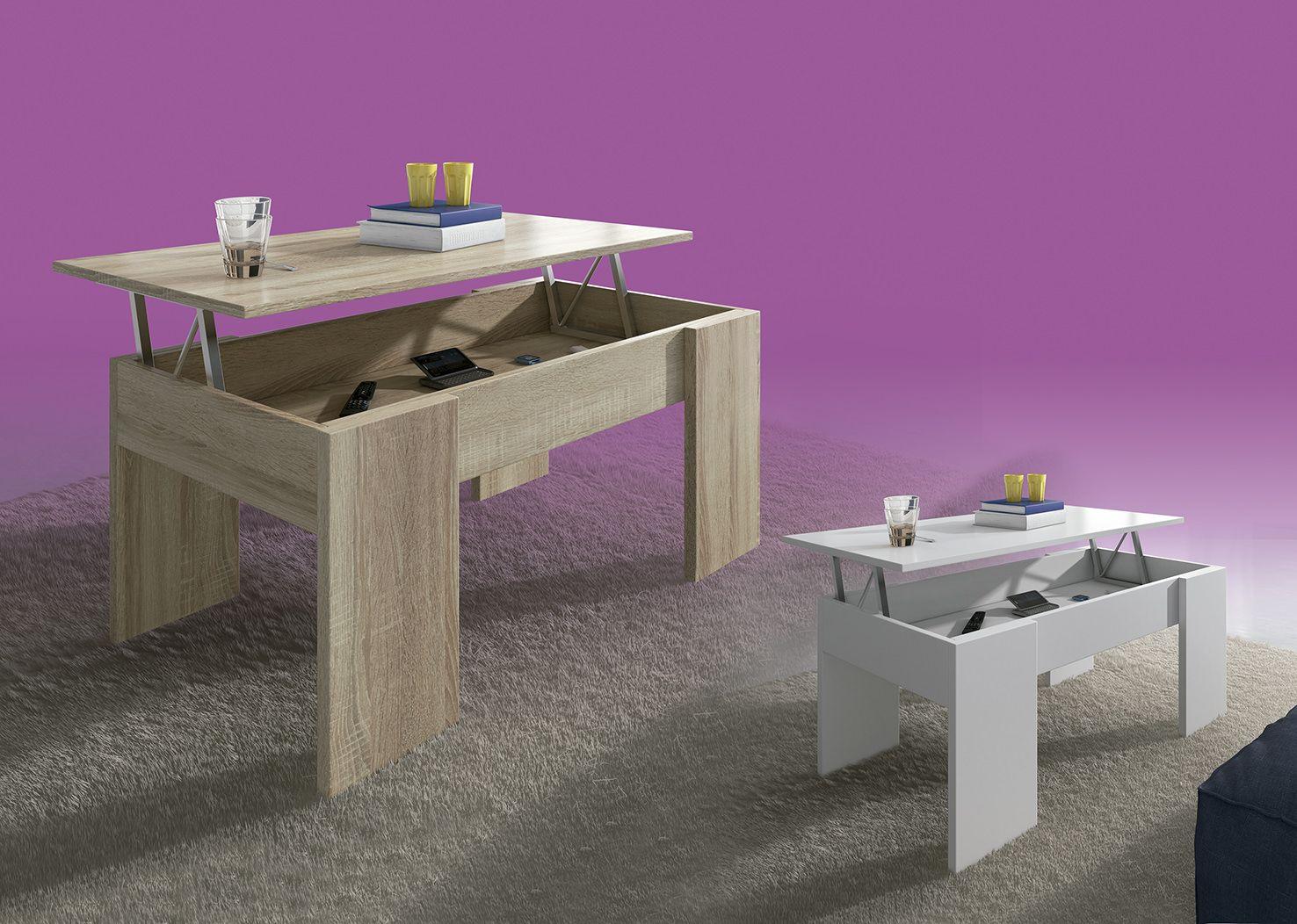 Muebles de sal n funcionales crea espai for Muebles funcionales