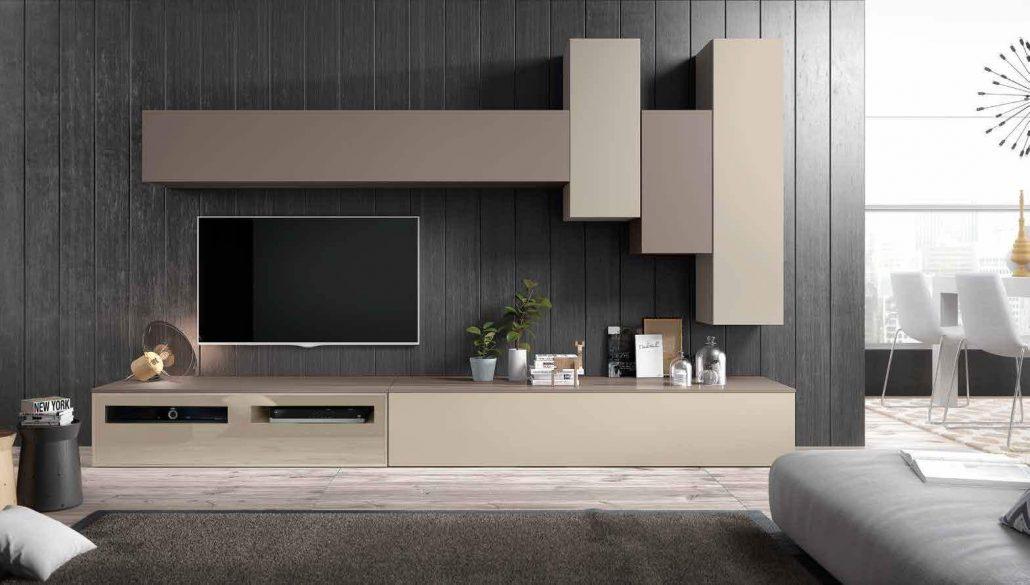 Muebles de sal n moderno - Muebles salon comedor modernos ...