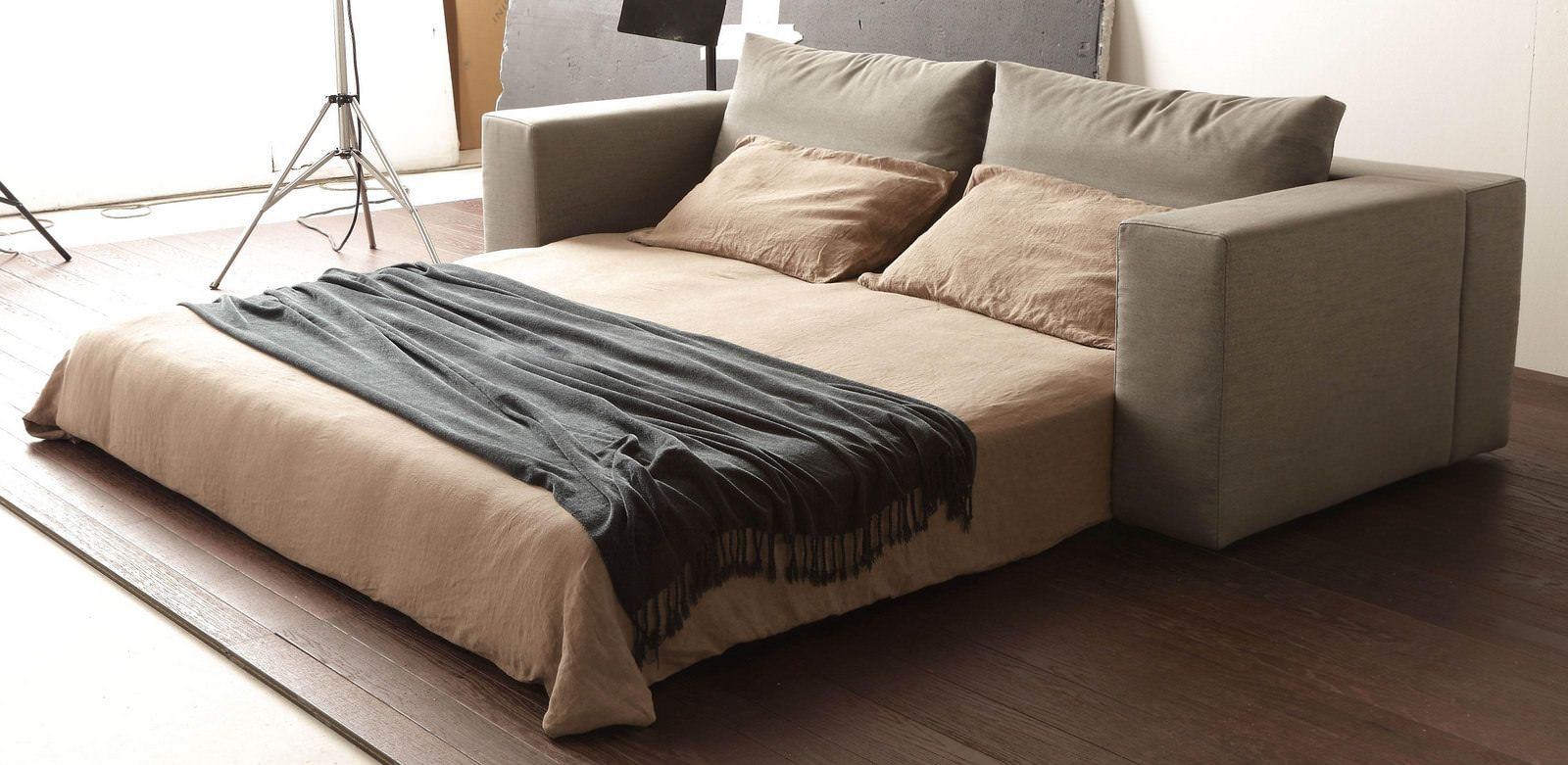 Habitacion con sofa cama beautiful habitacin de invitados for Dormitorio invitados
