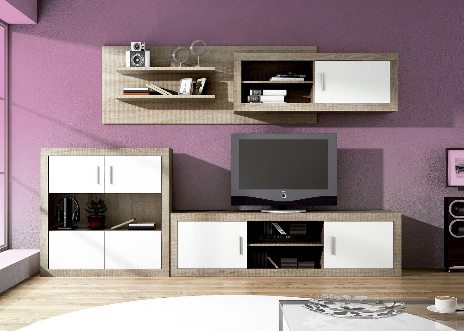 Muebles para la sala de estar en crea espai crea espai - Muebles sala de estar ...