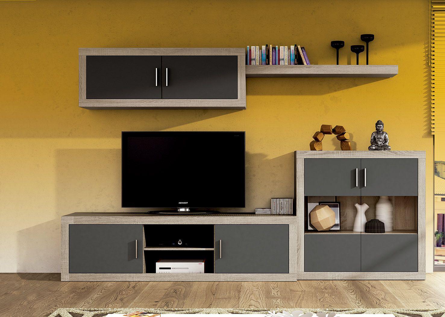 Salones archivos creaespai muebles y decoraci n valencia - Muebles sala de estar ...
