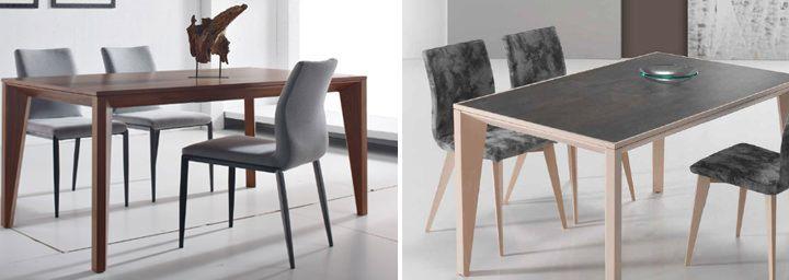 Pack mesas y sillas de comedor casa dise o Diseno de sillas y mesas