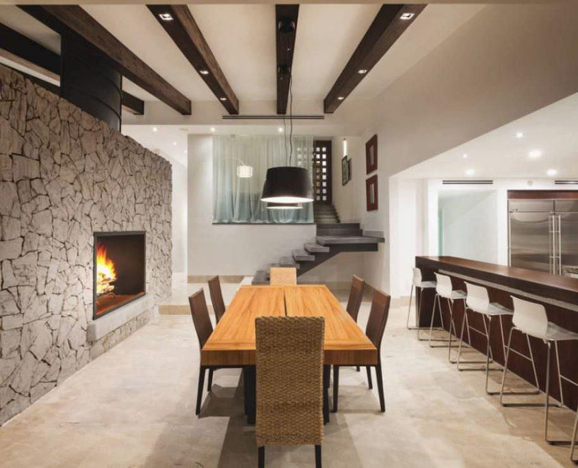 decoracion de sala comedor modernas