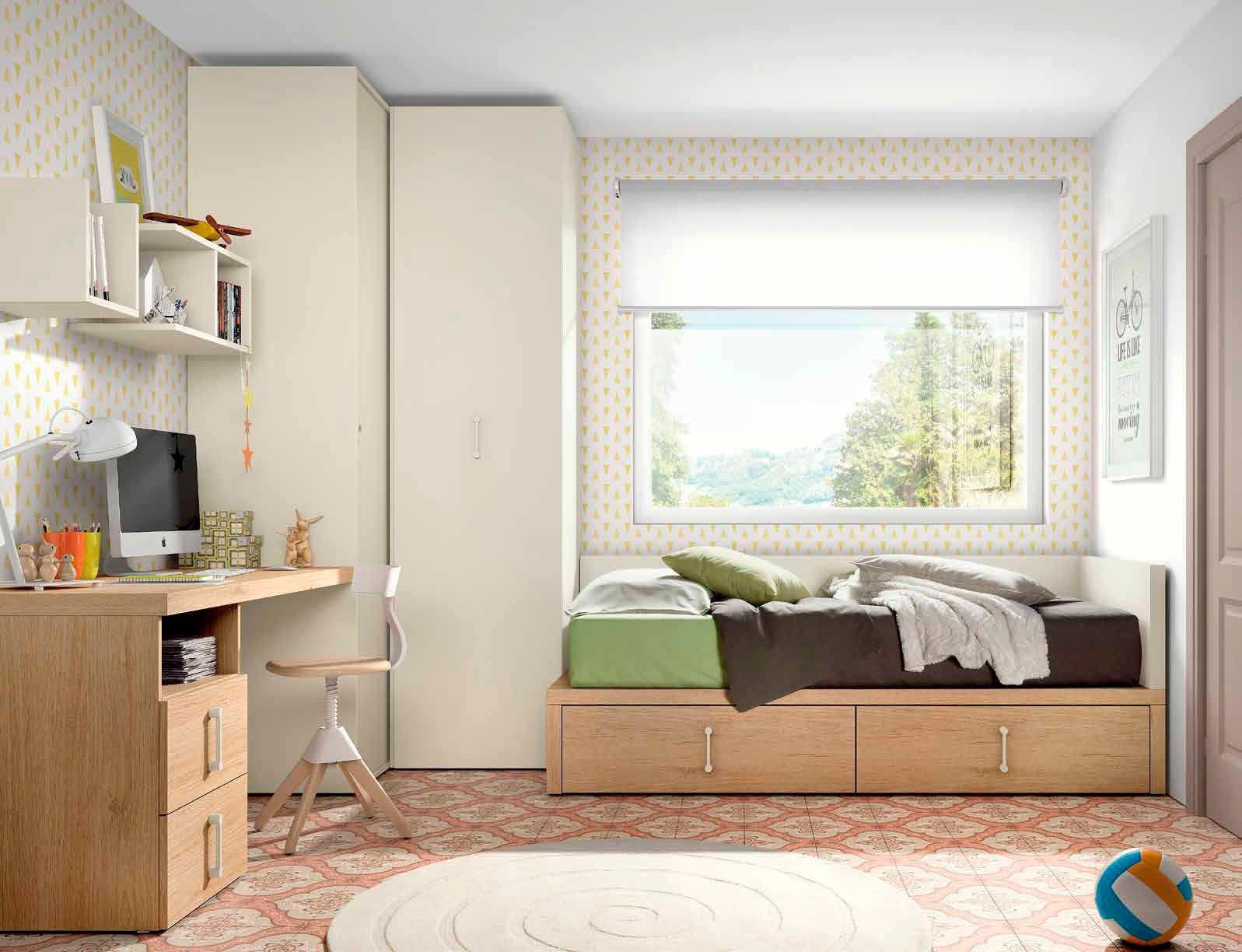 Ideas de dormitorios juveniles for Ideas dormitorios juveniles
