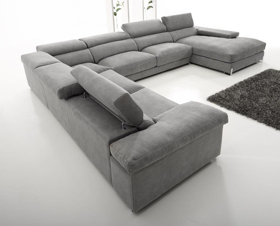 sofás de esquina